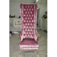 Высокий спинку стула и диван для мероприятия и лобби отеля XYD101-2