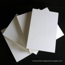PVC Foam Sheet Furniture Use Pure White Color Many Advantages Kitchen Bathroom Cabinet PVC Foam Board