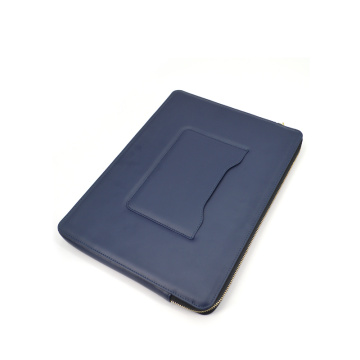 Custodia per laptop di lusso in pelle unisex per Macbook