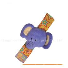 Factory Supply Baby Stuffed Plush Wrist Toy
