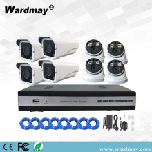 8chs 1080p Full Color POE IP Camera Systems