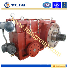 High precision spare parts reducer gearbox for extruder engine