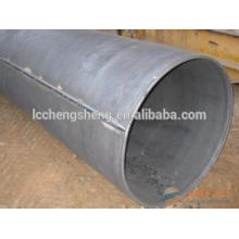 black ERW steel pipe from big mill Chengsheng steel