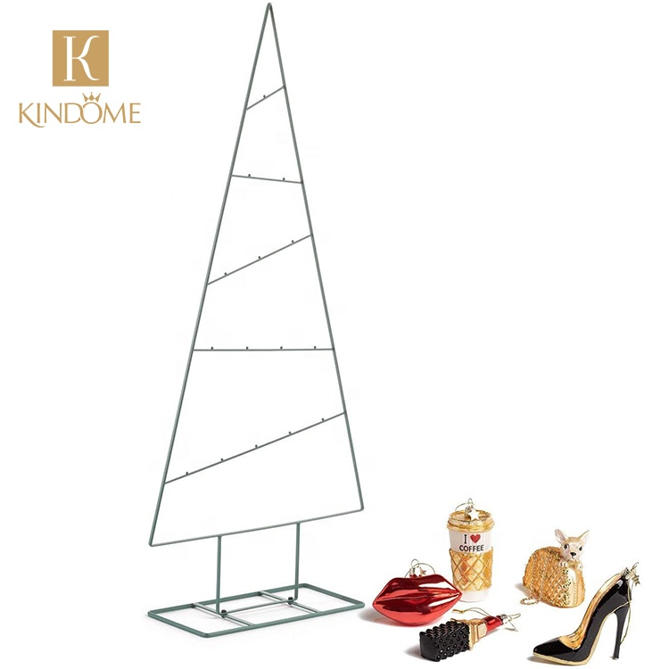 White wooden clothes hanger for display