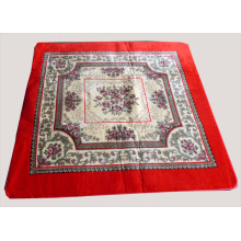 Most Popular 100% Polyester Printed Aubusson Rugs