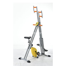 Vertical Mountain Climbing Machine
