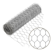Amazon Ebay′s Choice PVC Coated or Galvanized Hexagonal Chicken Wire Mesh for Poultry (HWM)