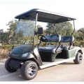 4 seaters gas golf cart dengan ce