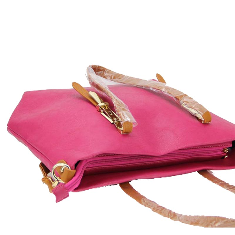 Pink Womens Tote Handbags
