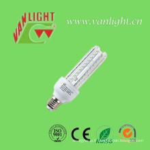 Les lumières de maïs de la forme LED de 12W U avec le lumen élevé