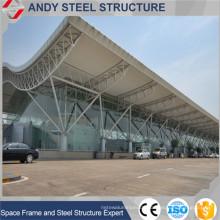 Leichtes Gewicht Hochwertiges Stahl-Stahlrahmen-Traversen-Gebäude