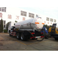 Tout nouveau camion de pompe à eaux usées SINOTRUCK HOWO 6X4
