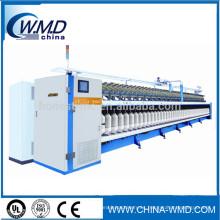 línea de producción de hilo de algodón de marco itinerante de alta eficiencia máquina de hilado para lana