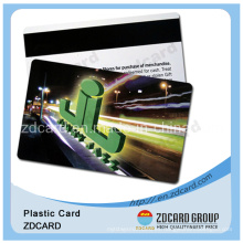 Tarjeta de plástico de código de barras Tarjeta VIP Tarjeta magnética