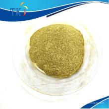 Goldbronzepulver Für einige spezielle Anwendungen wie Verpackungen von Tabak, Wein, Lebensmitteln, Getränken, Medikamenten, Kinderspielzeug usw