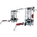 Multi Jungle 8 Pilas Gimnasio Equipo de gimnasio