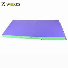Large Foam Folding Gym Mats Gymnastics Tumbling Exercise Mat