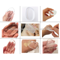 amazon hot selling makeup silicone sponge cosmetic make up puff