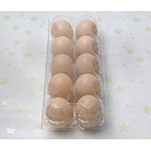 Оптовый горячий пластиковый поднос для яиц Пзготовителей