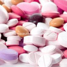 Sulfato ferroso + guias de ácido fólico para a saúde