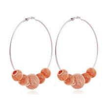 Boucles d'oreilles populaires de basketball Wives boucles d'oreilles BWE06