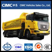 Heavy Duty C&C 8*4 Dump Truck