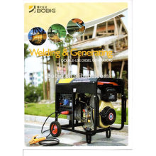 Generador de soldadura a gasolina 180A