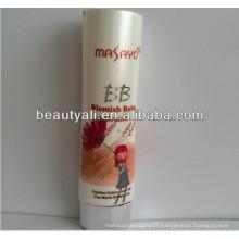 cosmetic packaging PE tube with silk-screen printing