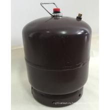 LPG газовый баллон и стали газовый баллон, Цвет-кофе Браун
