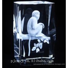 2017 горячей продажи новый дизайн кристалл горного хрусталя ювелирные изделия пустой кристалл кубики для гравировки