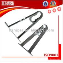 Aluminium-Strangpressprofile 6061 T6 & 6063