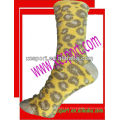 Calcetines de goma suave mujeres calientes más calientes