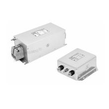 Filtros de ruído EMC de fase única AC de três fases