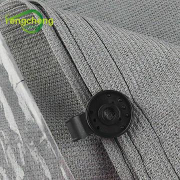 Conectores de clipes de fixação de rede protetora