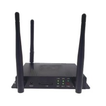 EVDO Industry Router or CPE with SIM Card Slot / Metal Box, Support 3G with Modem Function