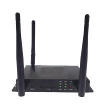 Router inalámbrico industrial 3G WCDMA con interfaz RS232 y ranura para tarjeta SIM