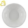 """Имитация керамической дизайн 8"""" круглый пластиковый меламина салатницы"""