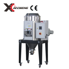 P.I.D double stainless steel industrial euro hopper dryer for injection machine
