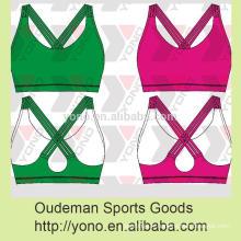 Femmes Nouveau Comfort Strappy Sport Bras