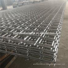Material de construcción Acero reforzando la malla Sl62 Sl72 Sl82