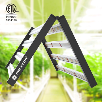Beste vertikale dimmbare LED Grow Light 650W