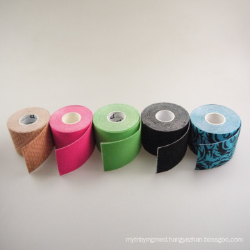 Hot sale Sports and Medical Kinesiology Tape
