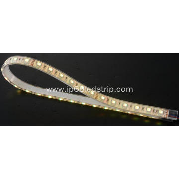 All In One SMD5050 60leds RGB Transparent led strip light