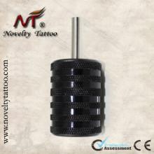 N301002-35mm alças de tatuagem de alumínio com haste traseira para tatuagem metralhadora