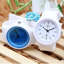 Yxl-1000 moda Casual Jelly Silicone Quartz Watch Mulheres \ 's Vestido Marca relógios esporte Mulheres Relogio Masculino
