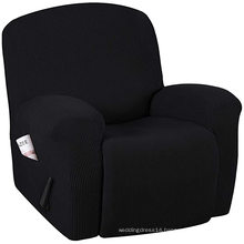 Super Stretch Jacquard Indoor Couch Recliner Covers