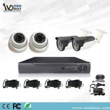Sistemas de CCTV 4chs 2.0MP Security Alarm DVR