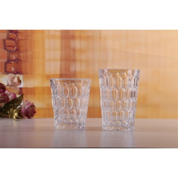 Oval Seamless Cocktail Mixing Glass
