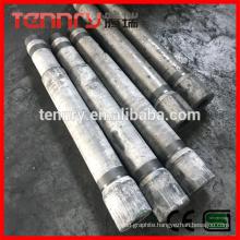 Aluminium Degassing Graphite Shaft Tube