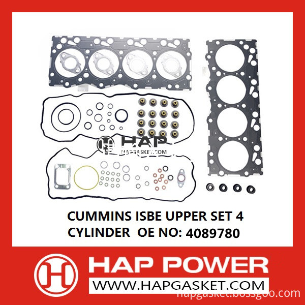 CUMMINS ISBE UPPER SET 4089780